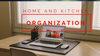 Clever Ideas To Keep Your Home or Kitchen Organized
