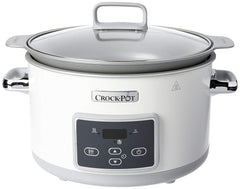 CrockPot Sear & Slow Cookers, White