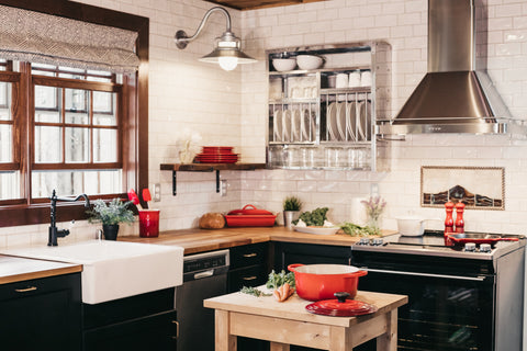 Planning your kitchen lighting
