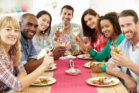How to plan for entertaining at home