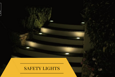 Ideas for Improving your outdoor and garden lighting