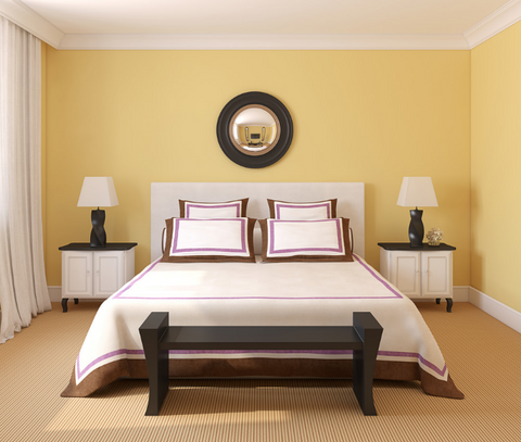 Decorating your Home with Yellow