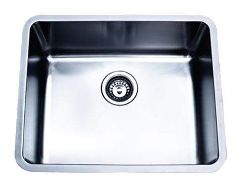 Bad und Kuche Single Bowl Undermount Sink  - Axon BKR54