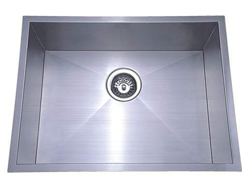 Bad und Kuche Square Undermount Kitchen Sink - Cubic BKS54