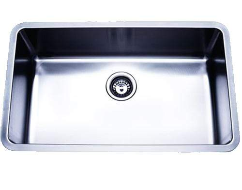 Bad und Kuche Undermount Single Bowl Sink - Axon BKR72