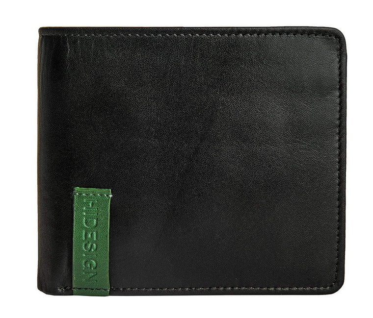 Hidesign Dylan Leather Slim Wallet