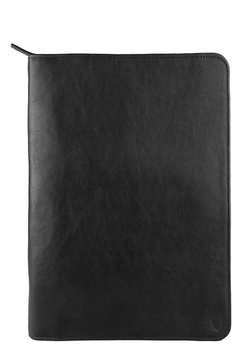 Hidesign Leather Portfolio - Black