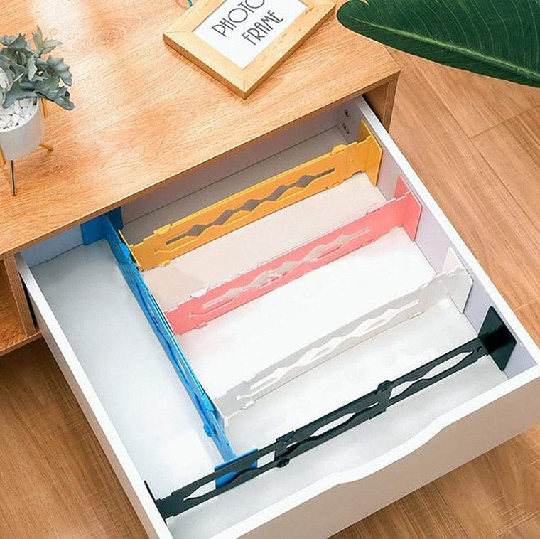 Home Accessories - Adjustable Drawer Dividers