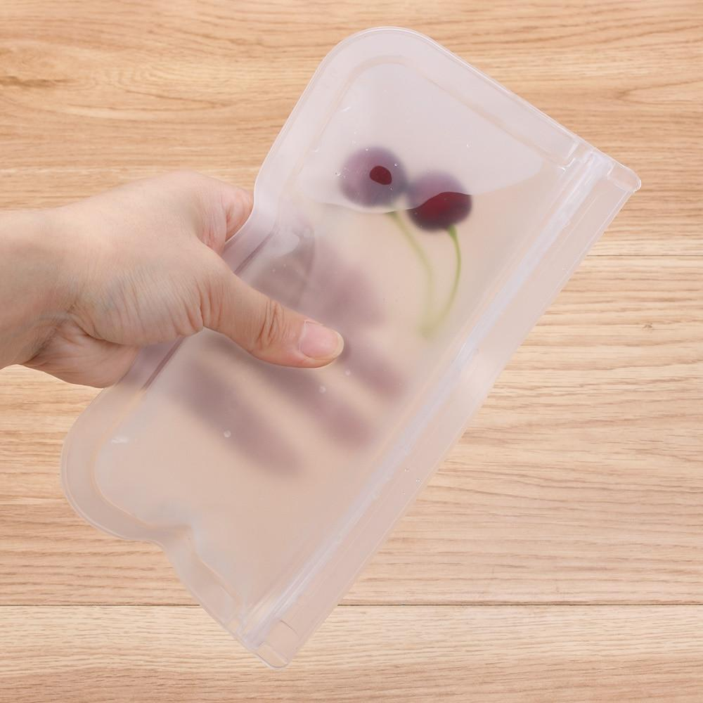 Home Accessories - Resealable Translucent Snack Bag