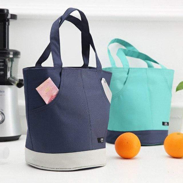 Insulated Tote Cooler Bag