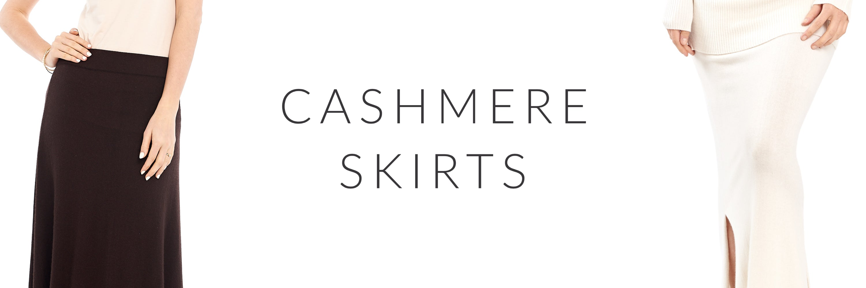 Cashmere Skirts