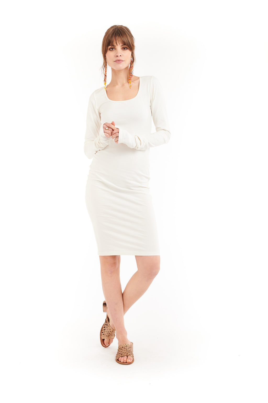 Organic Bamboo NYC Dress Cream - MUDRA