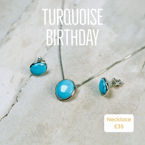 All About Turquoise, the Birthstone for December