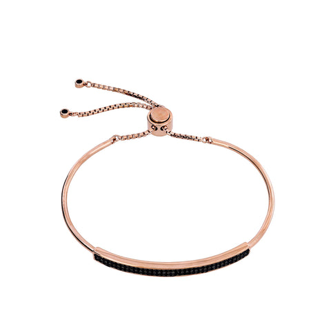 Rose Gold Vermeil Adjustable Bracelet