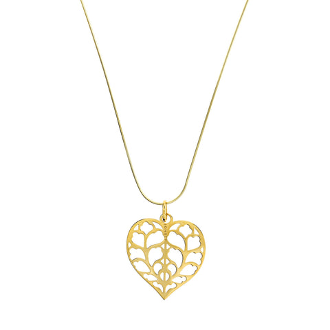 Limited Edition Heart of Yorkshire Necklace