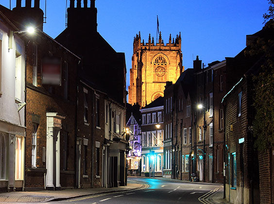 beverley by night