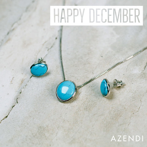December Birthday Birthstone