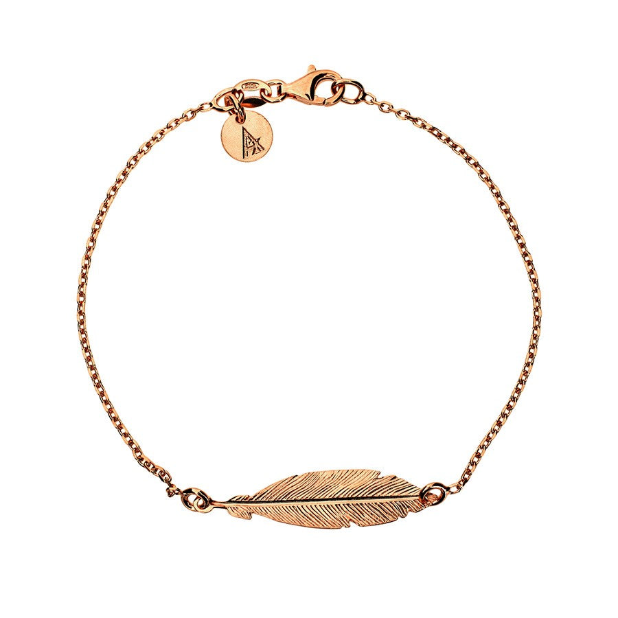 Spirited Away Feather Bracelet