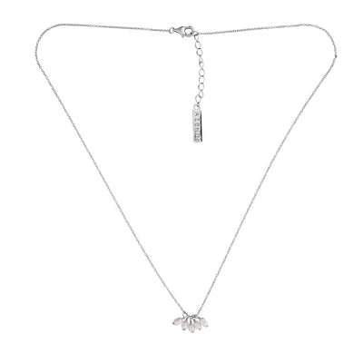 Tribeca Cluster Necklace