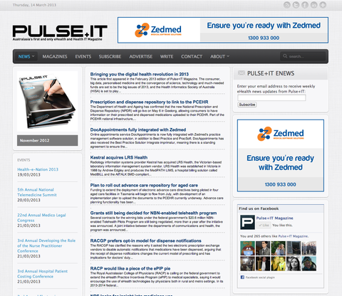 Pulse+IT Website - Banners