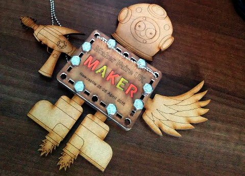 Counting Down to Maker Faire UK 2017