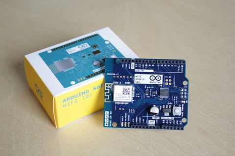 Arduino Wi-Fi Shield 101