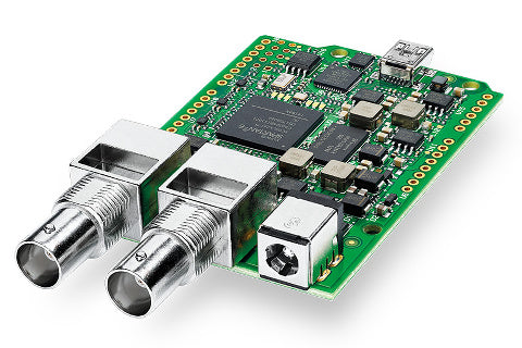 Blackmagic's Arduino shield