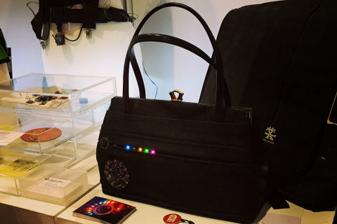 Christine Farion's Smart Bag