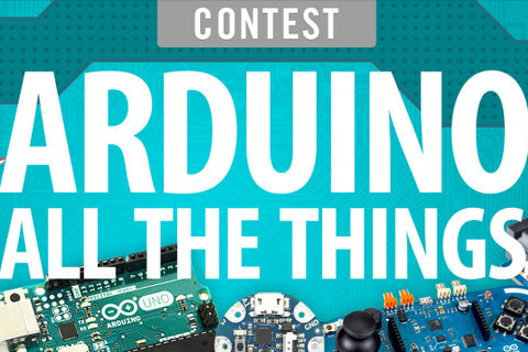 Instructables Arduino All The Things Contest