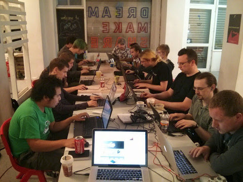 MadLab's Manchester Game Jam