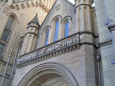 University of Manchester, courtesy Mike Peel