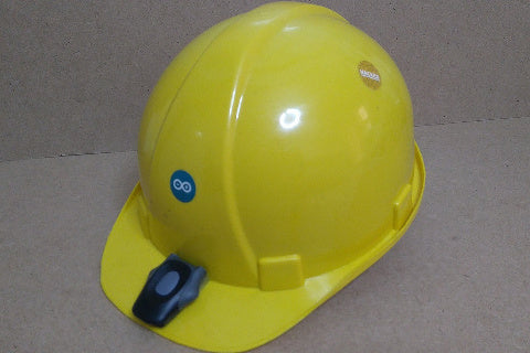 Smart Working Helmet