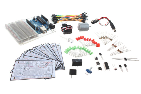 Starter Kit for Arduino (ARDX)