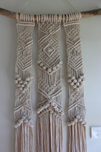 Load image into Gallery viewer, Georgia Extra Large Entryway Macrame Wall Hanging - Limited Edition