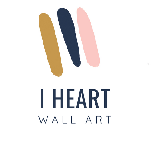 I Heart Wall Art Australia