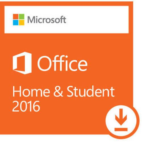 Microsoft Office Home & Student 2016 | 1 user, PC Download