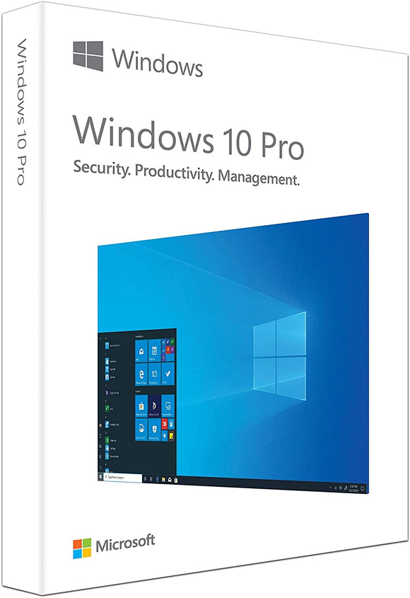 Microsoft Windows 10 Pro | USB Flash Drive