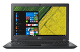 "Acer Aspire 3, 15.6"" HD, 7th Gen Intel Core i3-7100U, 4GB DDR4, 1TB HDD, Windows 10 Home, A315-51-31GK"