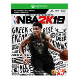 Microsoft Xbox One S 1TB NBA 2K19 Bundle, White, 234-00575