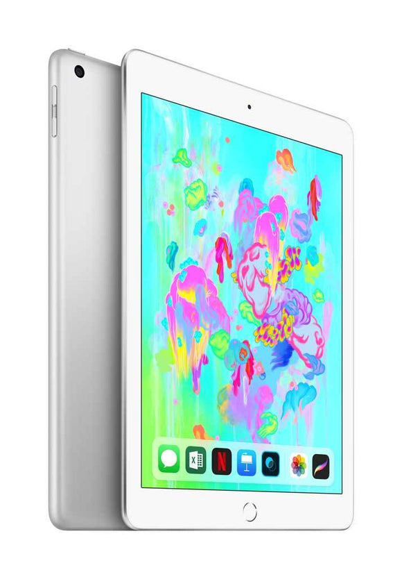 iPad Wi-Fi + Cellular for Apple SIM 128GB - Silver