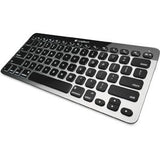 Logitech Bluetooth Easy-Switch Keyboard, Aluminum