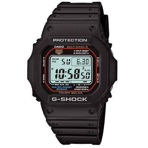 Casio Men's G-Shock Multi-Band Solar Atomic Watch