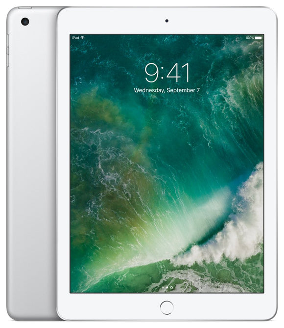 Apple iPad (5th Generation) 128GB Wi-Fi Silver