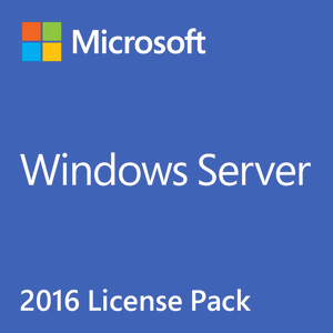 Microsoft Windows Server 2016 - License - 1 Device CAL