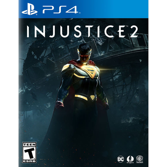 Warner Bros. Injustice 2 (PS4)