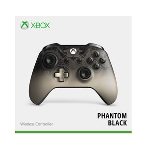 Microsoft Xbox One Wireless Controller, Phantom Black Special Edition, WL3-00100