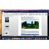 Microsoft Office Home and Student 2016 for Mac | 1 user, Mac Download