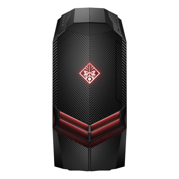 HP OMEN 880-030 Gaming Desktop, AMD Ryzen 7 1700, NVIDIA GeForce GTX 1070 8GB, 1TB HDD + 256GB SSD, 16GB RAM, Z5M89AA#ABA