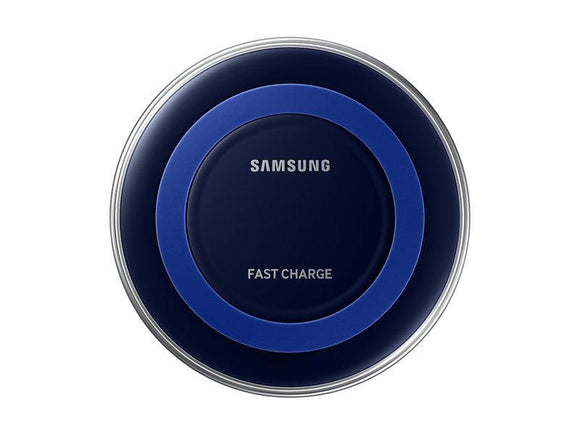 Samsung Fast Charge Wireless Charging Pad - Blue