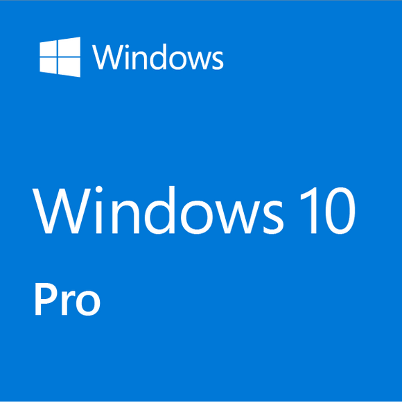 Microsoft Windows 10 Pro 64-bit (OEM Software) - English (UK)